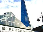 Borough Market with the Shard in the background