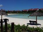 'Anse Bernik' - Swimming Beach