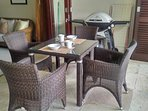 Veranda Dining Table for 4