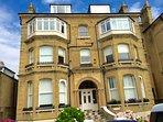 Victorian mansion sea view apartment