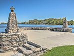 If you're searching for the perfect place to experience outdoor fun, book this sensational 	 Lake View vacation rental...