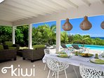 Kiwi : Modern Island Breeze, Terres Basses Sxm