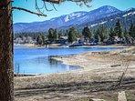 Lake,Outdoors,Water,Mountain,Mountain Range