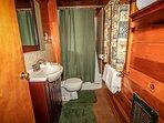 3/4 Bath off Living Room