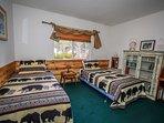 Bedroom 3- 2 Twins