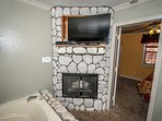 Screen,TV,Television,Fireplace,Hearth