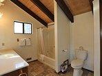Upstairs Shared Hallway Bathroom