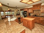 Open & Spacious Kitchen