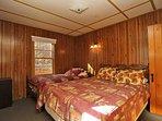 Bedroom 2- Queen Bed Plus Twin Bed