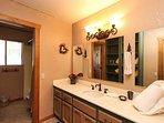 Bedroom 1- Private Full Bathroom