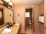 Bedroom 2- Private Full Bathroom