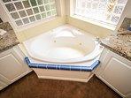 Jetted Tub- Master Bath