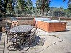 Flagstone,Patio,Chair,Furniture,Bench
