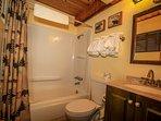 Shared Hallway Bathroom - 1st Level