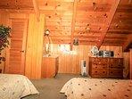 Loft Room - 2nd Level