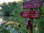 Ruta senda Duero se puede realizar a pie o en bici