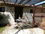 Le Petit Paradis - one bed gite in rural setting
