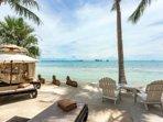 Sibaja Palms Beach Terrace