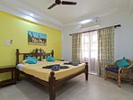 Luxurious bedroom villa
