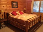 Master Bedroom/king size bed