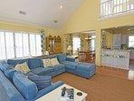 Coach's Retreat - Living Room