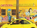 Little Havana, a short drive from the apartment