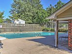 Make plans for a sweet southern escape when you stay in this terrific Ladson vacation rental house!
