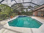 Look forward to many perfect pool days in your own private pool!