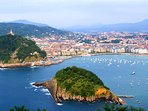 San Sebastian only an hour away