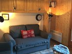 1 Bed Cosy Apartment by the Ski lift