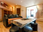 sauna -massage room
