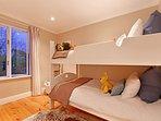 Maple Cottage double bunk