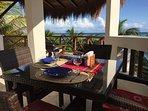 3rd floor suite - outdoor dining