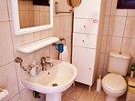bathroom with wc upper floor