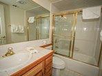 Bedroom 1 Master Bathroom on First Floor Entry Level