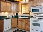 Stove/Oven, Microwave and Coffee Pot Are Available
