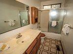 Shared Hallway Bathroom- 1st Level