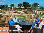 Haven Hopton Holiday park in Norfolk