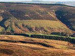 Take in the views from the Cairn'o Mount on the way to Royal Deeside