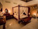 Big size bedroom for your honeymoon...romantict  light! bedroom #1