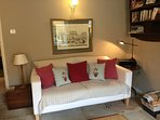 Designer soft furnishings and heritage colours