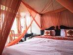 your comfort bed! bedroom #2
