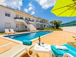 RC-Pata Residence! Flat L in Albufeira 5 min beach