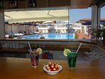Résidence de vacances VILLA L'ENSOLEILLADE - Le bar