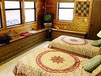 Bonus Bedroom off the garage
