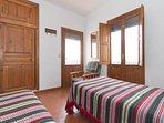 Dormitorio de la casa rural Nº5