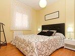 Dormitorio 2º, con cama de 150 cm