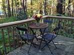 Sherwood Forest Cottage Deck