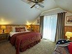 Sherwood Forest Cottage Bedroom 1