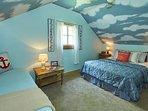Sherwood Forest Cottage Bedroom 2